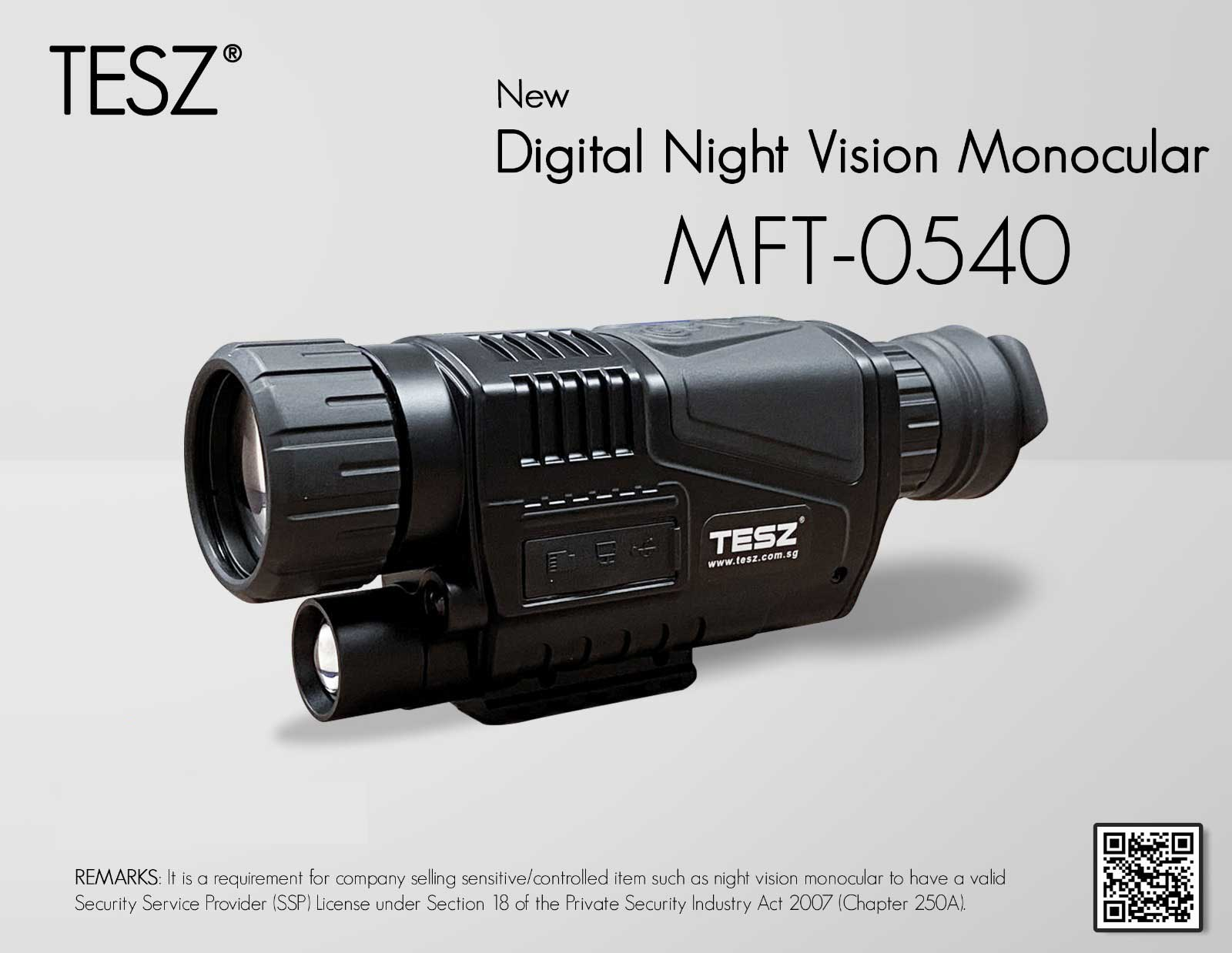 Monocular-MFT0540
