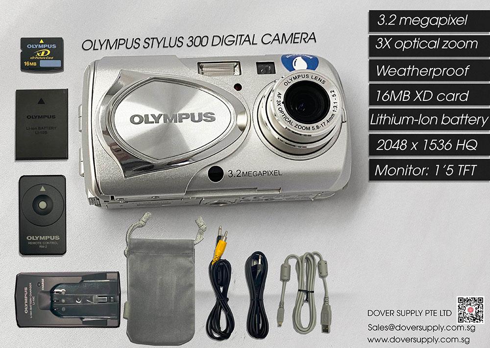 OLYMPUS-300